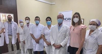La Nación / Pacientes ostomizados ya cuentan con un área de atención integral dentro del Incan