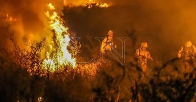 La Nación / Diputado insiste en iniciativa que sanciona con cárcel a los que provocan incendios