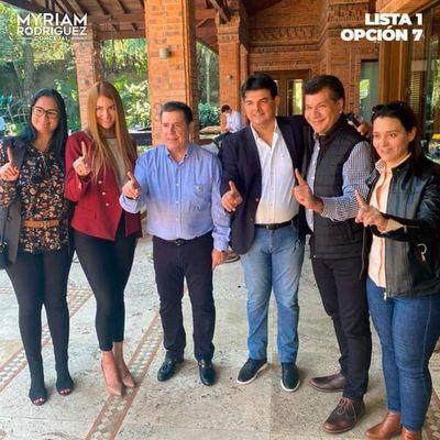 Cuestiona a candidatos colorados de Fernando por tener como aliado a golpeador de mujeres