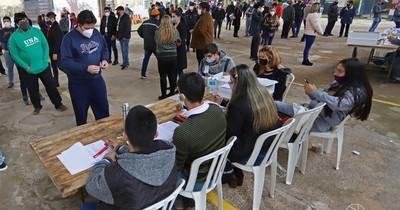 La Nación / Más de 280.000 jóvenes ingresaron al padrón por medio de inscripción automática