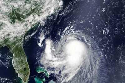 Henry se convierte en huracán en su ruta hacia el noreste de los Estados Unidos