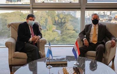 Paraguay y Argentina: Acevedo solicitó apertura gradual de las fronteras