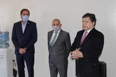 Ministro inauguró la sede del Consulado del Paraguay en La Plata