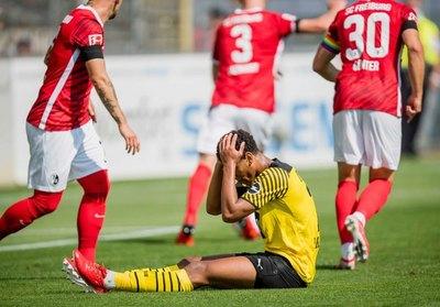 Inesperada derrota del Dortmund, Wolfsburgo asalta el liderato