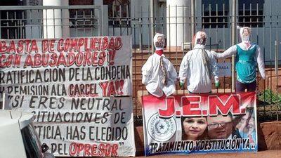 SIGUE DILACIÓN EN CASO DE CAMARISTAS QUE LIBERARON A PEDÓFILO CONDENADO