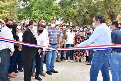 Se inauguró oficialmente el Estadio Municipal Multideportivo Roseño