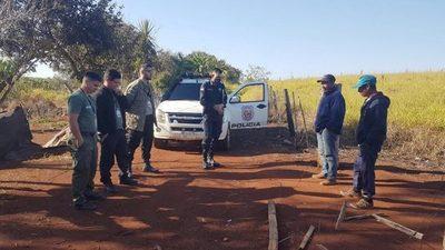 INVADEN RESERVA FORESTAL DE LA ITAIPÚ BINACIONAL