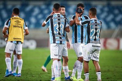 Fortaleza afloja en su cacería al líder Mineiro y Gremio se sacude en el Brasileirao