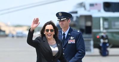 La Nación / Vicepresidenta de EEUU inicia visita a Asia en plena debacle en Afganistán