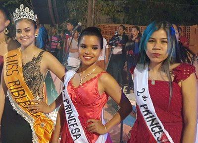 Miss Ribereña 2021 es una hermosa de Itacua