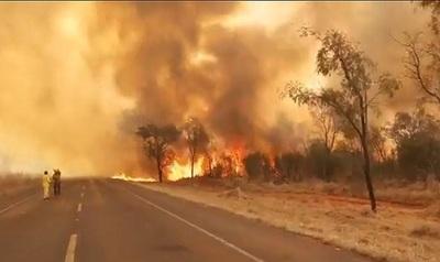 Combate a incendios en parques nacionales: INFONA solo monitorea focos de calor, explican