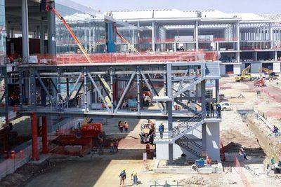 El nuevo aeropuerto, la gran obra de López Obrador que avanza a contra reloj