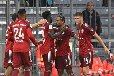 Gnabry alivia al Bayern
