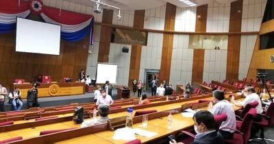 La Nación / Parlamentarios se preparan para reunión con Gafilat