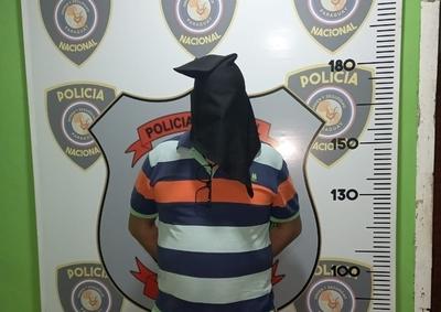 Detienen a un hombre buscado por tráfico de drogas en CDE
