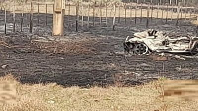 Vuelco de vehículo deja tres fallecidos