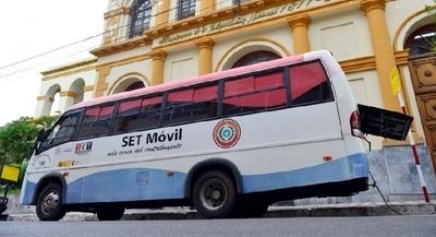 PAC Móvil de la SET se instalará en Caaguazú