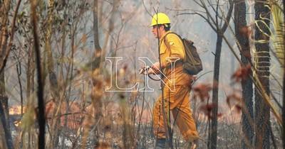 La Nación / Condiciones climáticas se mantendrán por tres años más, dice bombero