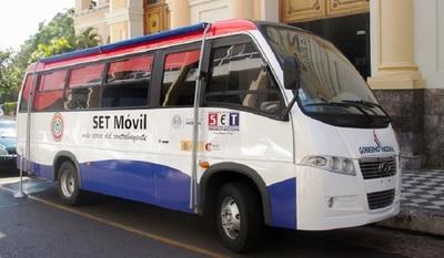 PAC Móvil de la SET ofrece servicios tributarios esta semana en Caaguazú