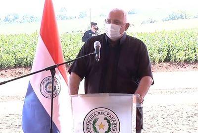 JUNTA DEPARTAMENTAL APRUEBA PERMISO SOLICITADO POR EL GOBERNADOR DE ITAPÚA