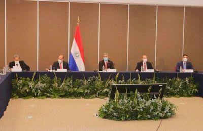 Inicia oficialmente visita in situ de evaluadores del Gafilat al Paraguay