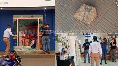 HURTO AGRAVADO EN LOCAL COMERCIAL DE SAN PEDRO DEL PNÁ
