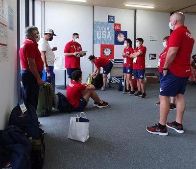 Atletas paraguayos se instalan en Villa Paralímpica de Tokio