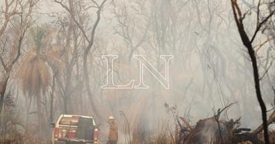 La Nación / Pedro Galli indicó que los campos pierden millones de dólares por incendios