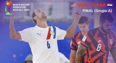 Paraguay cumple goleando y ahora le 'reza' a Japón