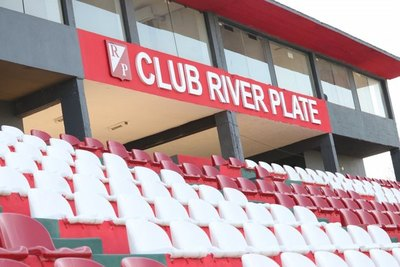La APF ayuda con mejoras en los estadios de River, 12 de Octubre y Guaraní