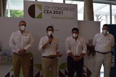 """CEA realiza el 29° Congreso sobre """"Praderas y forrajes"""" en modalidad presencial y virtual"""