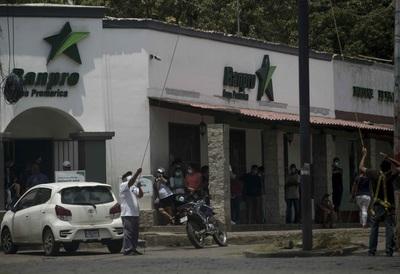 El Gobierno de Nicaragua propone ampliar sanciones a la banca y a sus empleados