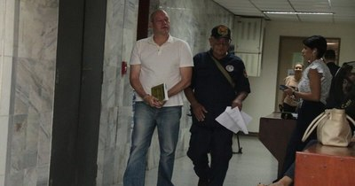 La Nación / Juez fija audiencia preliminar para Gerardo Stadecker, acusado de feminicidio