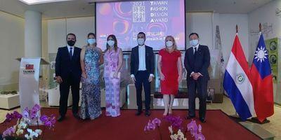 Diseñador paraguayo es finalista de concurso de diseño y moda en Taiwán