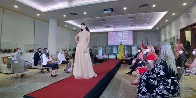 Presentan a Andrés Báez, finalista paraguayo del premio de Diseño de Moda de Taiwán