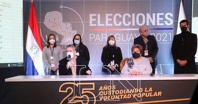 La Nación / TSJE e Identificaciones cobrarían multa a quienes no vayan a votar