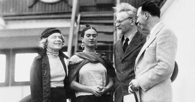 ¡Imperdible! Escenificarán la historia de amor de Frida Kahlo y León Trotsky