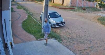 La Nación / Crimen de mecánico: conductor de plataforma móvil se presentó ante la Fiscalía y se declaró inocente