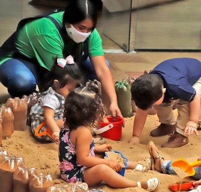 Inauguran Espacio de Desarrollo Infantil EDI Kunu´u Nro 6