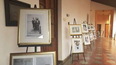 Habilitan muestra en tributo al gran José Asunción Flores