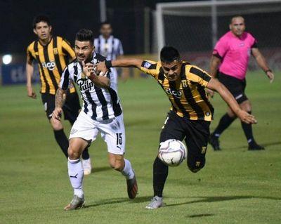 Guaraní y Libertad firman un emocionante empate