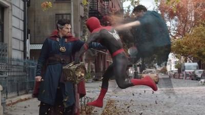 """Spider-man: """"No way Home"""", mirá los sorprendentes detalles del tráiler"""