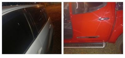 Hurtan objetos de dos vehículos en el estacionamiento de la FAFI