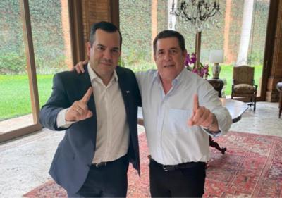 La reflexión de Rodolfo Friedmann ante su reconciliación con Horacio Cartes