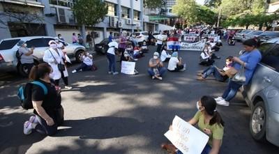 Enfermeras se movilizarán mañana exigiendo cumplimiento de escalafón salarial