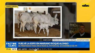 Vuelve la Expo en Mariano Roque Alonso