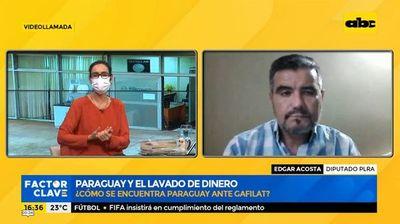 Paraguay y el lavado de dinero