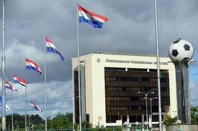 Conmebol recibe devolución de US$ 71 millones por parte de la Justicia de EEUU