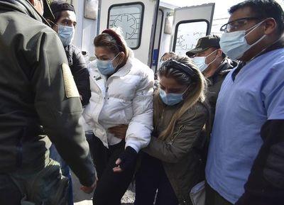 La expresidenta boliviana Áñez afirma que ya no quiere vivir