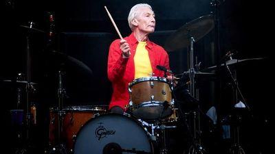 Mundo de la música dice adiós al Stone Charlie Watts